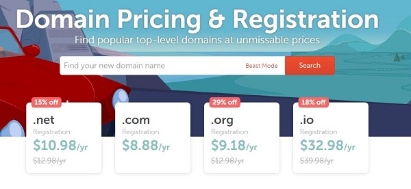 namecheap domain and hosting Pricing & Registration